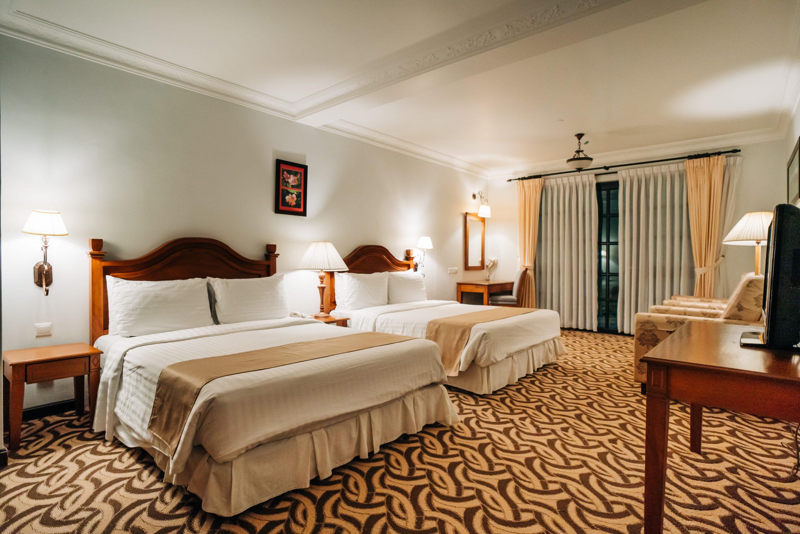 2Bedroom Family Suite (2 Queen Bed & 2 Twin Bed)